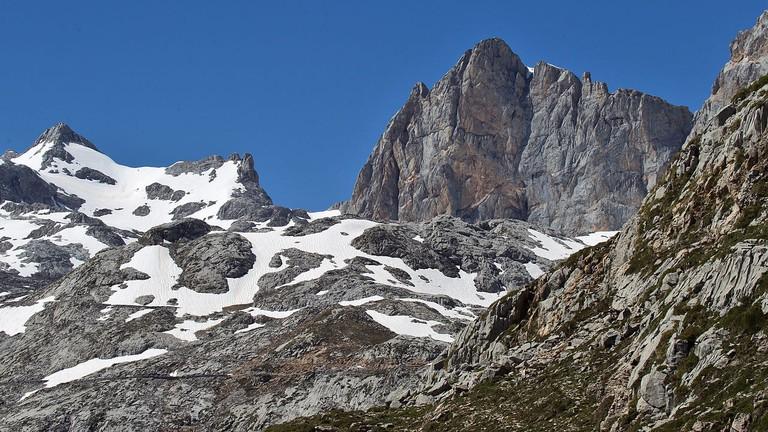 Torre de Horcados Rojos, Picos de Europa