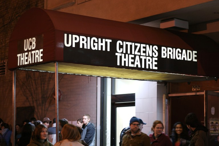 Upright Citizens Brigade | Marcin Wichary Flickr