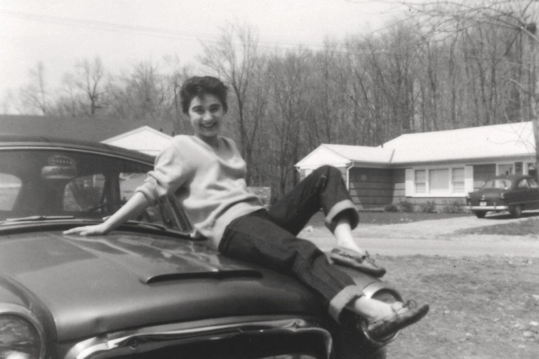 Kitty Genovese, as pictured in The Witness