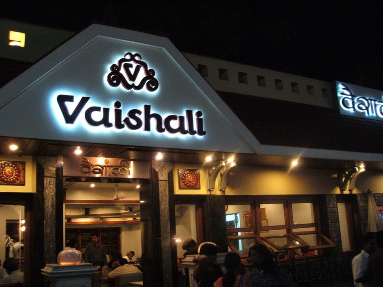 Vaishali Restaurant on FC Road, Pune