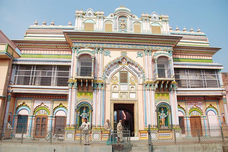 Viayraghav Temple, Ayodhya