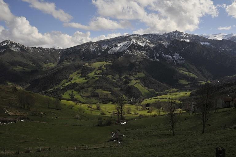 View from Brez, Picos de Europa