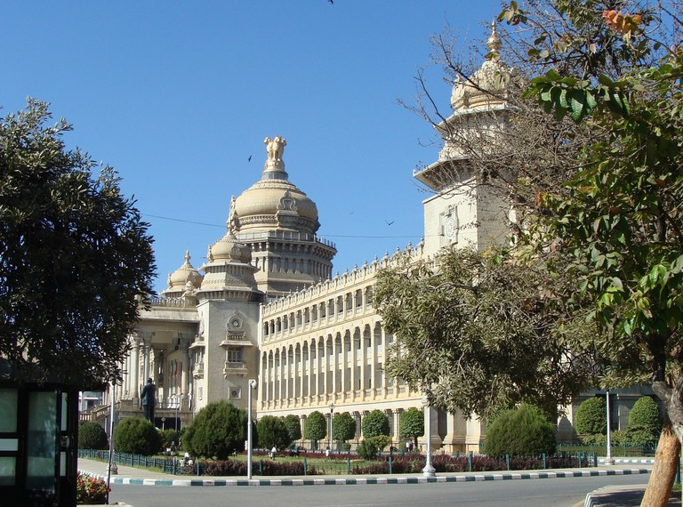 There is marvellous architecture to explore in Bangalore city