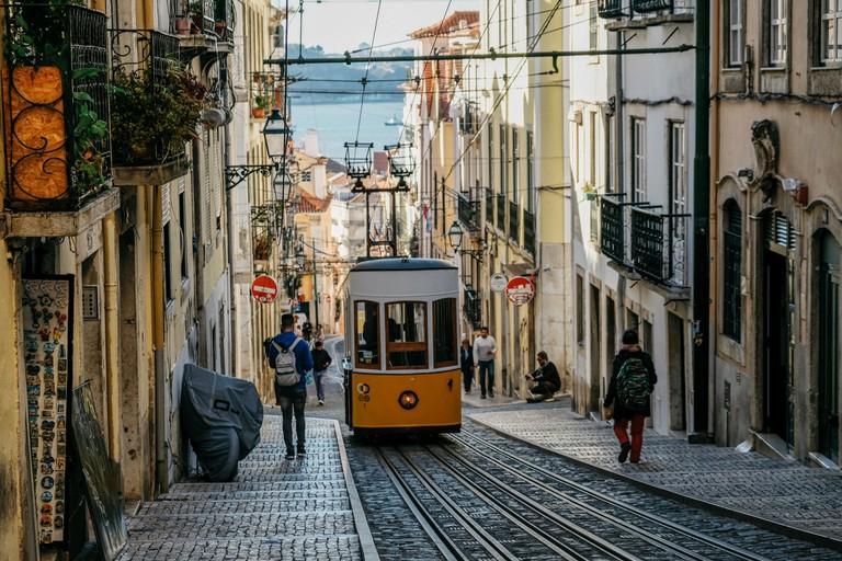 Watson - Portugal - Lisbon - Elevador da Bica