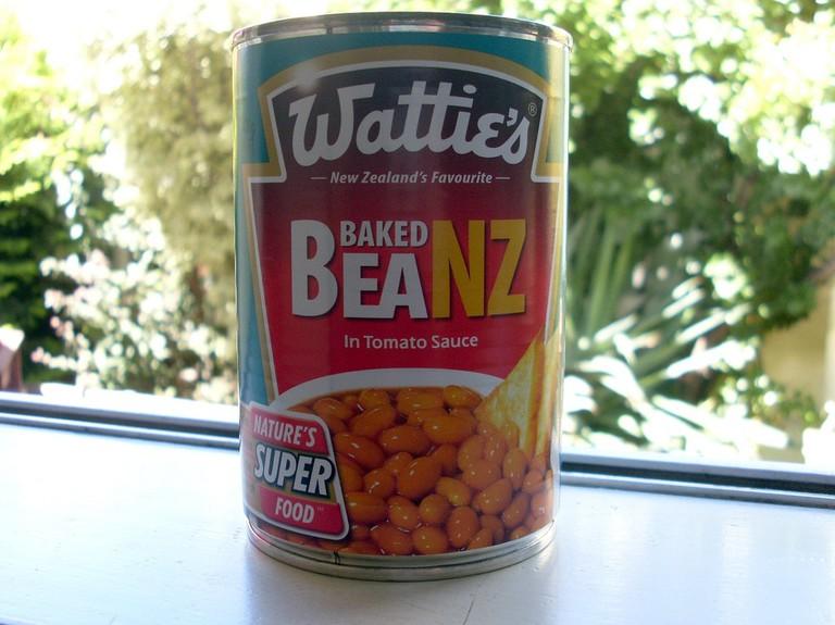 Wattie's BeaNZ | © Abi Skipp / Flickr