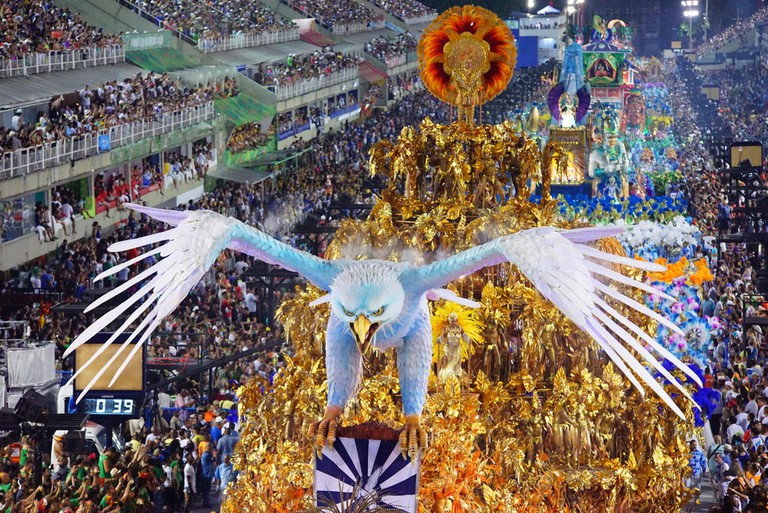 The jaw-dropping Carnival parades