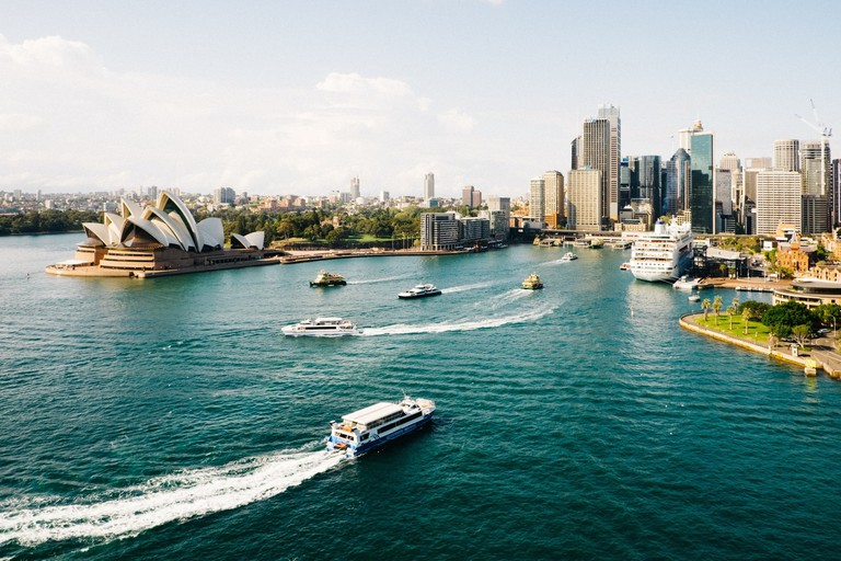 Sydney Harbour © Unsplash / Dan Freeman