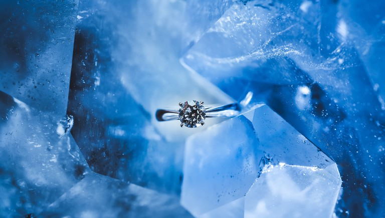 The first ever diamond was believed to have been mined in India
