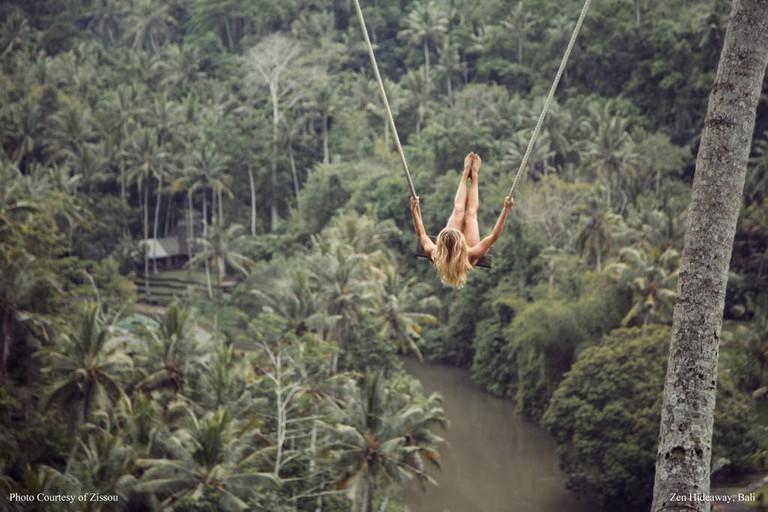 Zen Hideway's Swing
