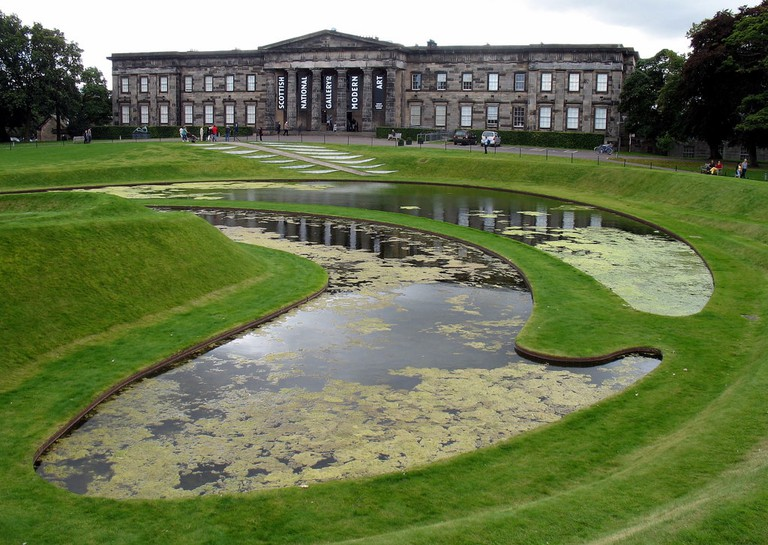 Scottish National Gallery of Modern Art | © Spencer Means / Flickr
