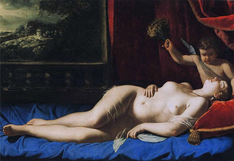 1024px-Artemisia_Gentileschi_-_Sleeping_Venus