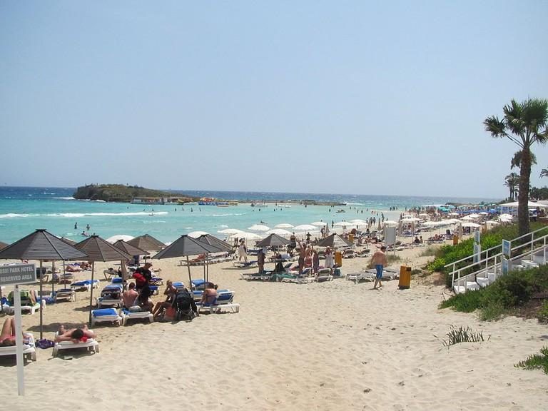 Ayia Napa beach I