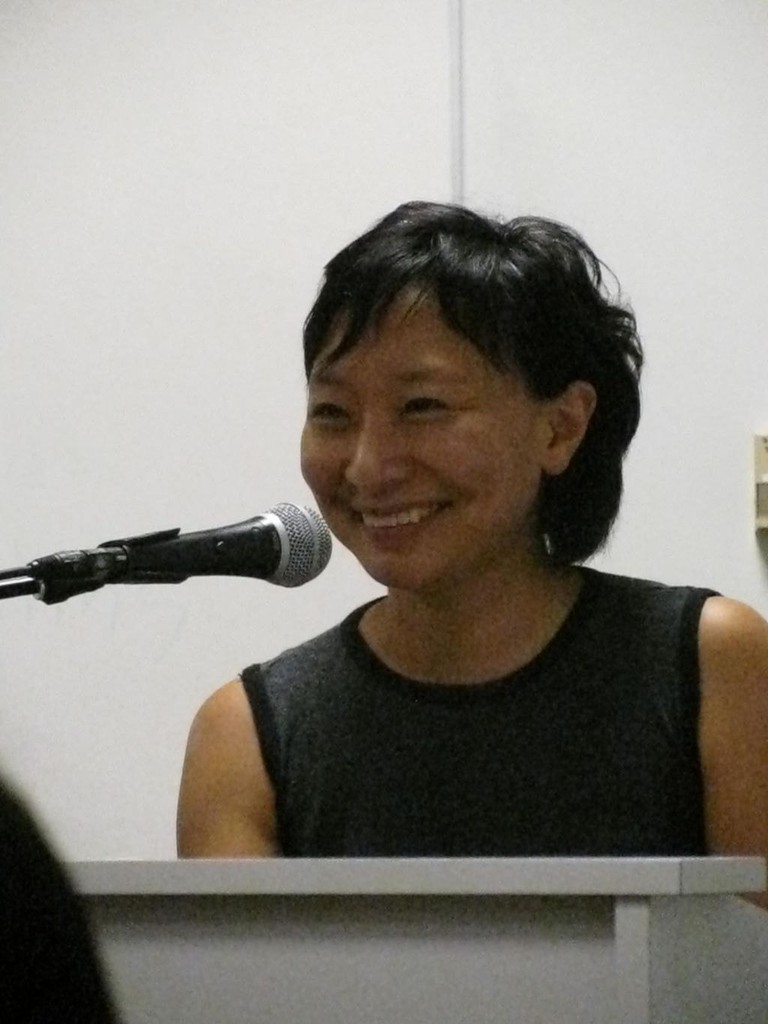 Cathy Park Hong at 2012 Fall for the Book