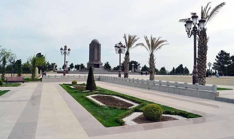 Nizami, Azerbaijan's most prolific figure | © Nuhun/WikiCommons