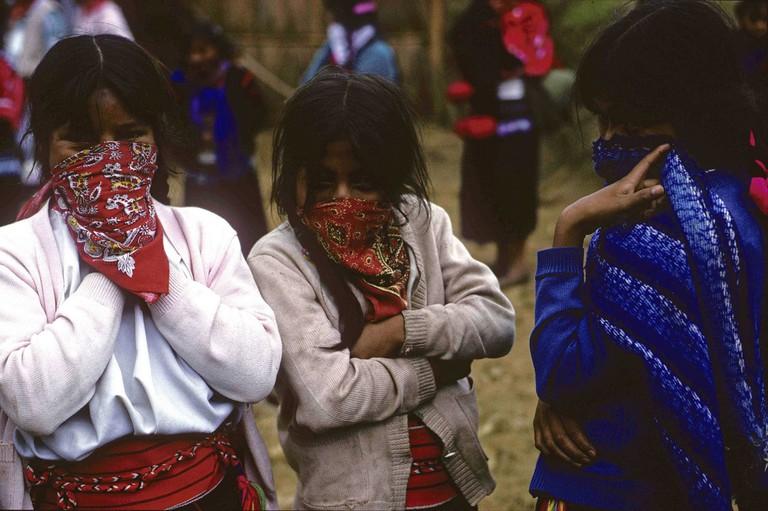 Zapatista Women │