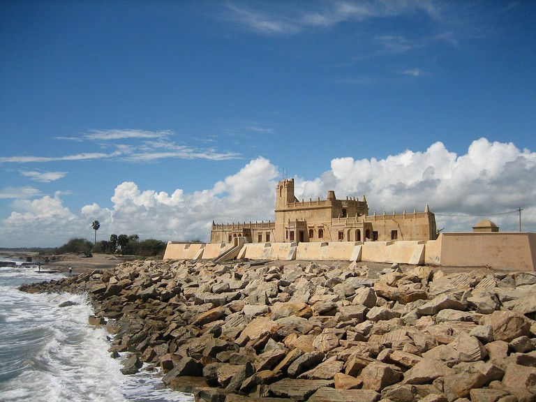 Tranquebar's Fort Dansborg was the first Danish settlement in India