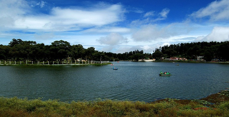 The Yercaud Lake is a popular destination for boating and water-based activities