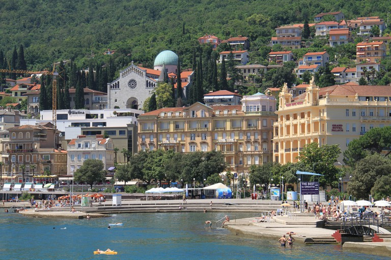Opatija | © Ronnie Macdonald/Flickr