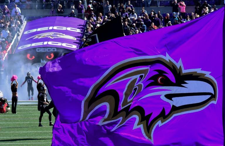 Baltimore Ravens |© Keith Allison/Flickr