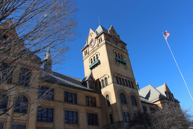 Wayne State University's Old Main Building | © Jeff Dunn/Flickr