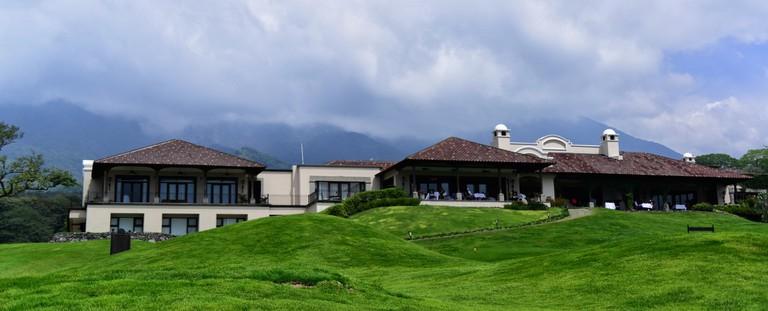 La Reunion golf course and spa, Guatemala