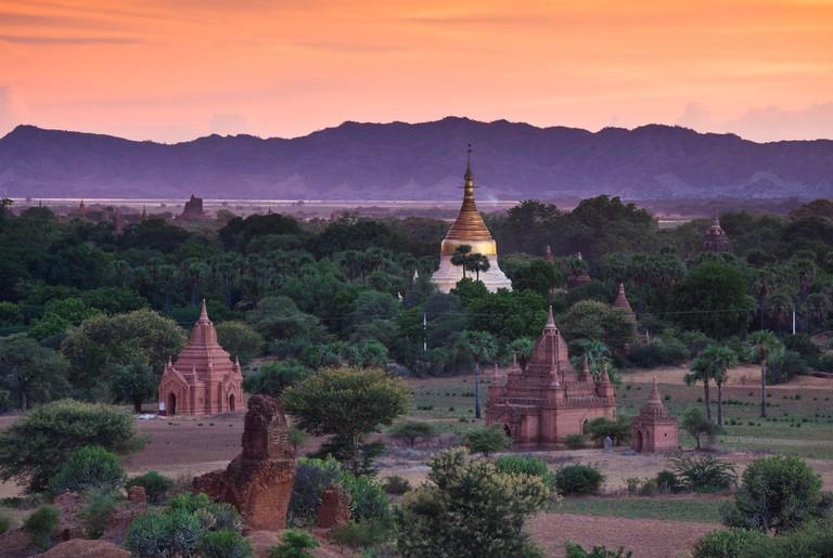 2-Myanmar-Bagan-Temples