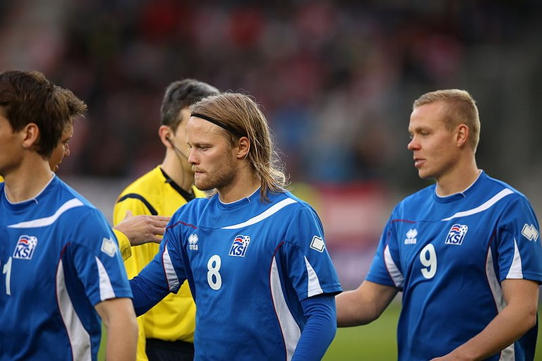 Iceland will compete in their first ever World Cup