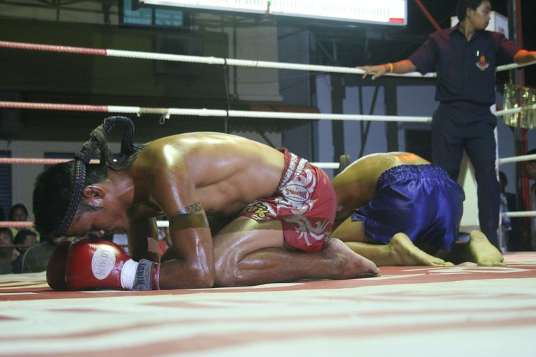 Muay Thai traditions