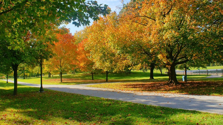 Pleasant Run Trail | © Paul J Everett / Flickr
