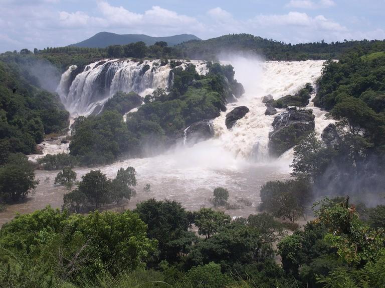 2c.sivanasamudra_falls_