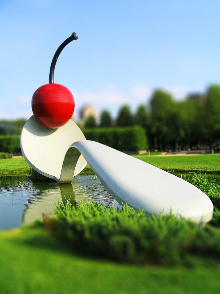 Spoonbridge and Cherry at Walker Art Center | © Rob Marquardt/Flickr
