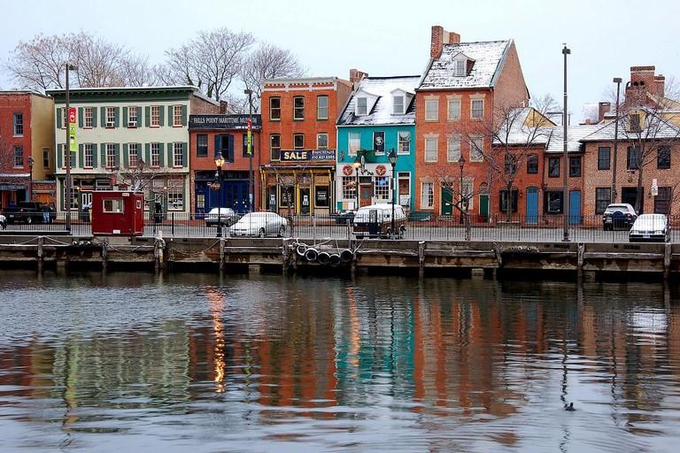 Fells Point Baltimore