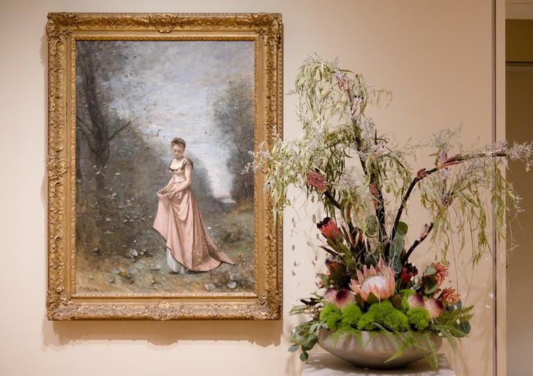 Jean-Baptiste-Camille Corot, Springtime of Life, 1871