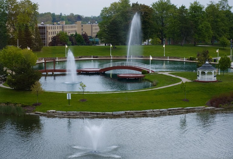 Eastern Michigan University's University Park | © Ryan Hyde/Flickr