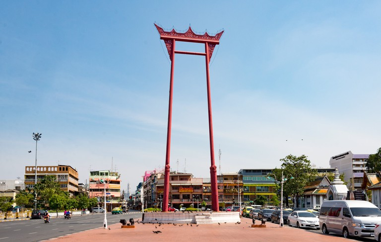 Giant Swing in Bangkok