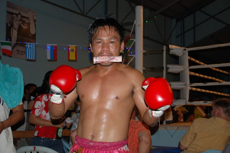 Money and Muay Thai