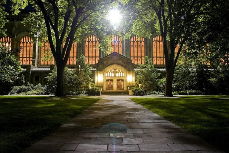 University of Michigan Law Quad | © Jeffrey Smith/Flickr