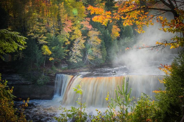 Tahquamenon Falls State Park | © LadyDragonflyCC - >;