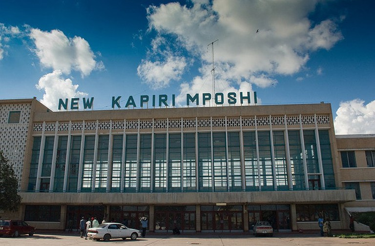 New Kapiri Mposhi station