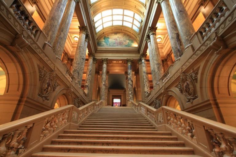 Minnesota State Capitol Interior | © Chris Gaukel/Flickr