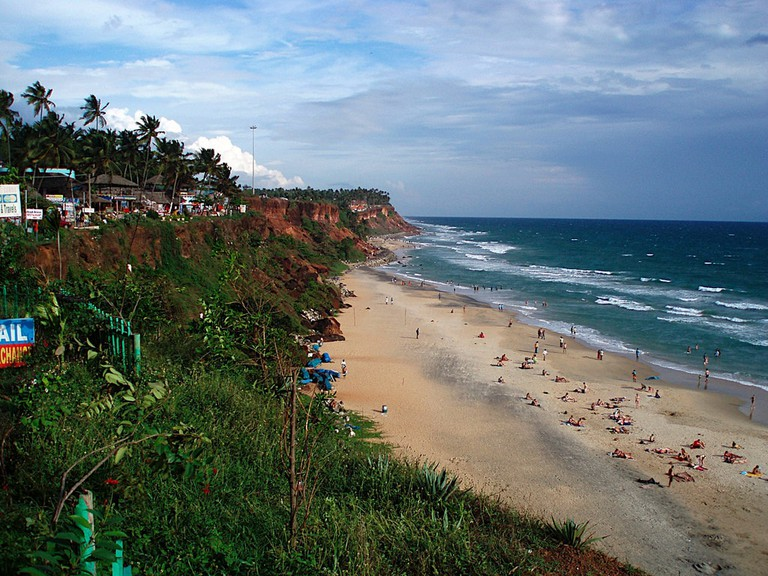 Varkala Beach – the perfect place to unwind