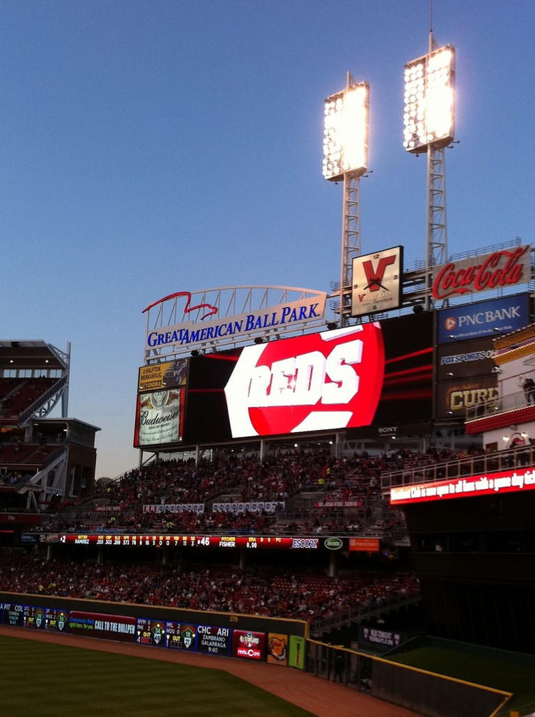 Great American Ball Park I