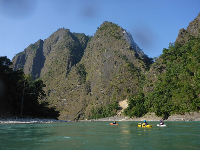 Photo provided by GRGs Adventure Kayaking, with permission to use