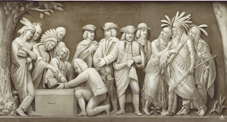 William Penn and Native Americans