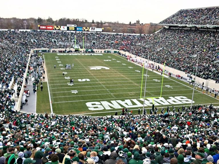 Spartan Stadium | © Tony Faiola/Flickr