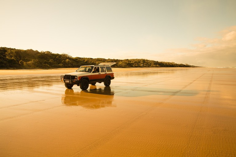 75 Mile Beach | © Pixabay