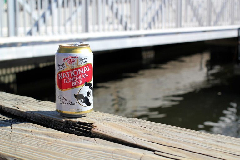 Natty Boh Beer | © Isaac Wedin/Flickr