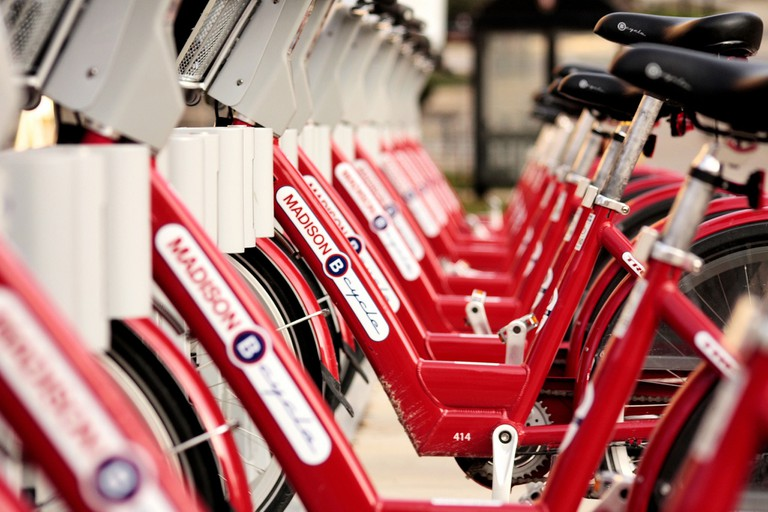 Madison B-cycle | © Phil Roeder/flickr