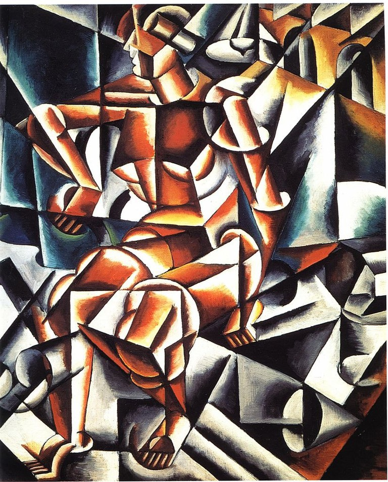 https://en.wikipedia.org/wiki/Lyubov_Popova#/media/File:Popova_Air_Man_Space.jpg