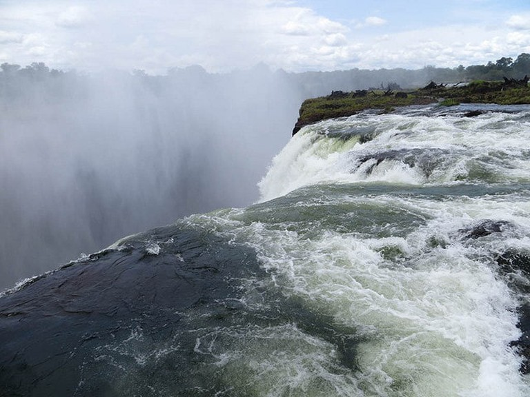 Devils Pool, Victoria Falls